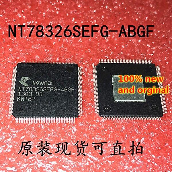 1pcs 100% New And Orginal NT78326SEFG-ABGF/BB QFP NT78326SEFG NT78326 In Stock