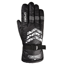Winter ski gloves Waterproof Anti-Cold Warm Gloves Outdoor Sport Motorcycle Riding winter snowboard