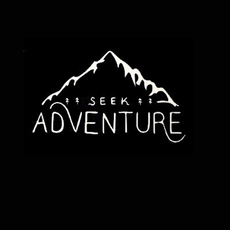 Seek Adventure Custom RV Decal 11015