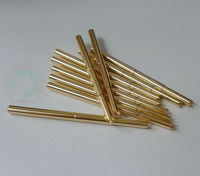 1.7MM Four-jaw Probe PA125-Q1 Test Needle ICT Fixture Probe 2.4MM Spring Test Needle