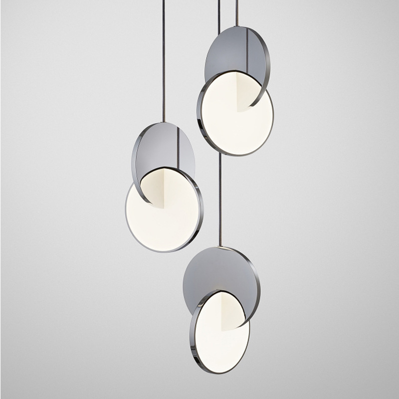 Industrial Lamp Luminaria Iron  Living Room  LED  Pendant Lights Hanglamp