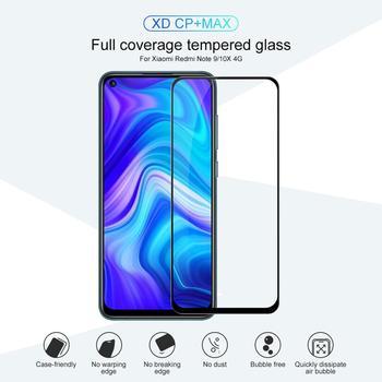Перейти на Алиэкспресс и купить Для xiaomi redmi note 9 Защитное стекло для экрана redmi 10X стекло для экрана NILLKIN 9H Redmi 10X 4G Закаленное стекло протектор