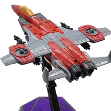 Plane Model G1 Transformation Robot Collision Rash Fighter Machine Assembled Transform Action Figure