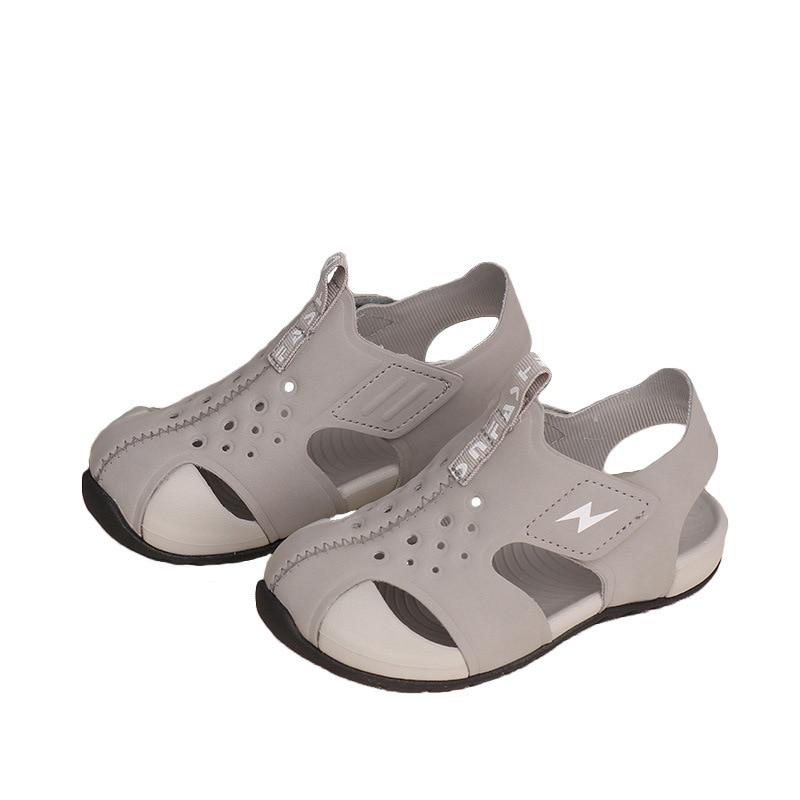 macio sapatos de praia do bebe moda 02