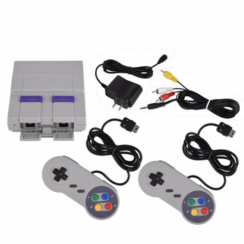 Video  Game Console 16Bit Retro Classic Handheld Gaming Player AV Output Video Game Console Toys Gifts Built-In 94 Games Mini TV