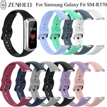 Silicone Band Band-Bracelet Strap R370 Galaxy Samsung Smart-Watch for Fit Sm-r370/Sm/R370