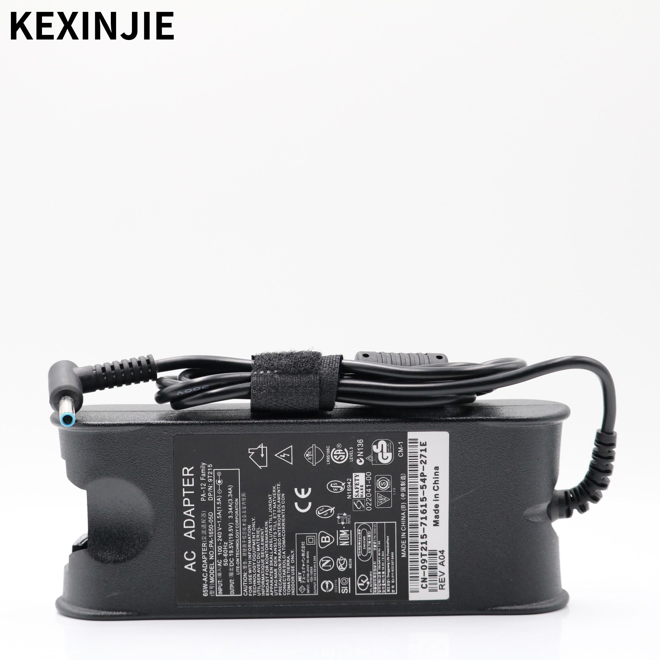 19,5 V 3.34A 4,5*3,0 мм 65 Вт ноутбук AC адаптер питания зарядное устройство для ноутбука Dell Inspiron 15 5558 3558 3551 3552 5551 5559