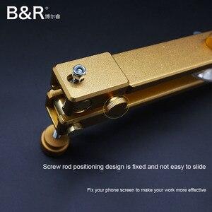 Image 5 - B & R separador de pantalla LCD para teléfono móvil accesorio abierto, Ventosas para teléfono móvil, iPad, herramienta de Apertura de pantalla
