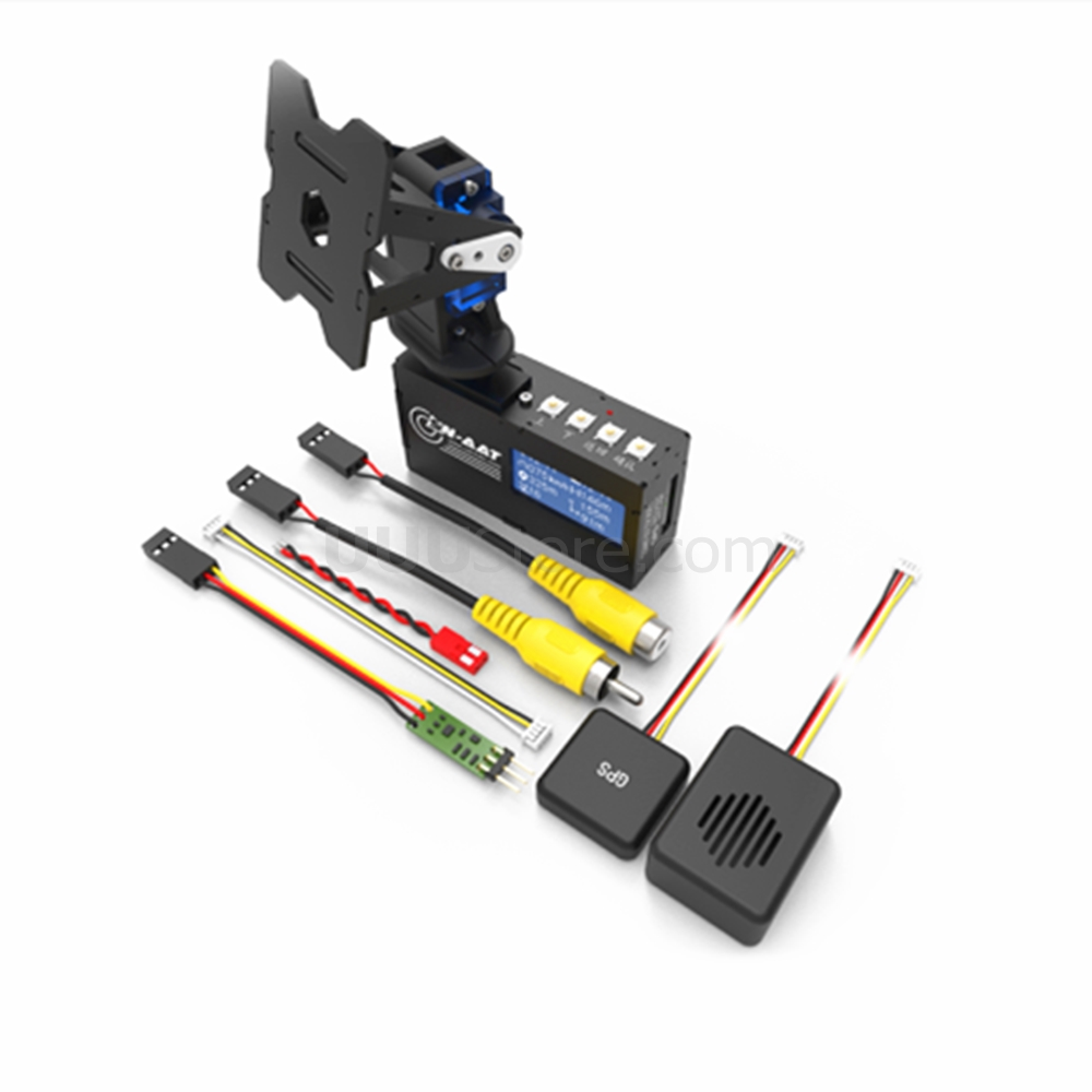 LEFEI SN-AAT Auto Antenna Tracker FPV Two-Axis Automatic Tracking Gimbal For RC Airplane Fixed-Wing Model