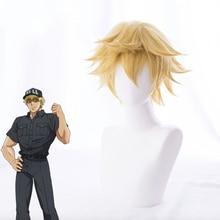 Anime Cells At Work Cosplay Wigs Killer T Saibou Wig Synthetic Hair Halloween Party Game Hataraku