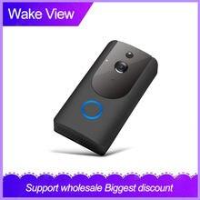 Wakeview hd видео дверной звонок умный беспроводной wifi для