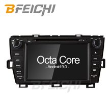 Bfeichi android 9.0 car dvd for Toyota Prius 2009 2010 2011 2012 2013 gps navigation multimedia player(China)