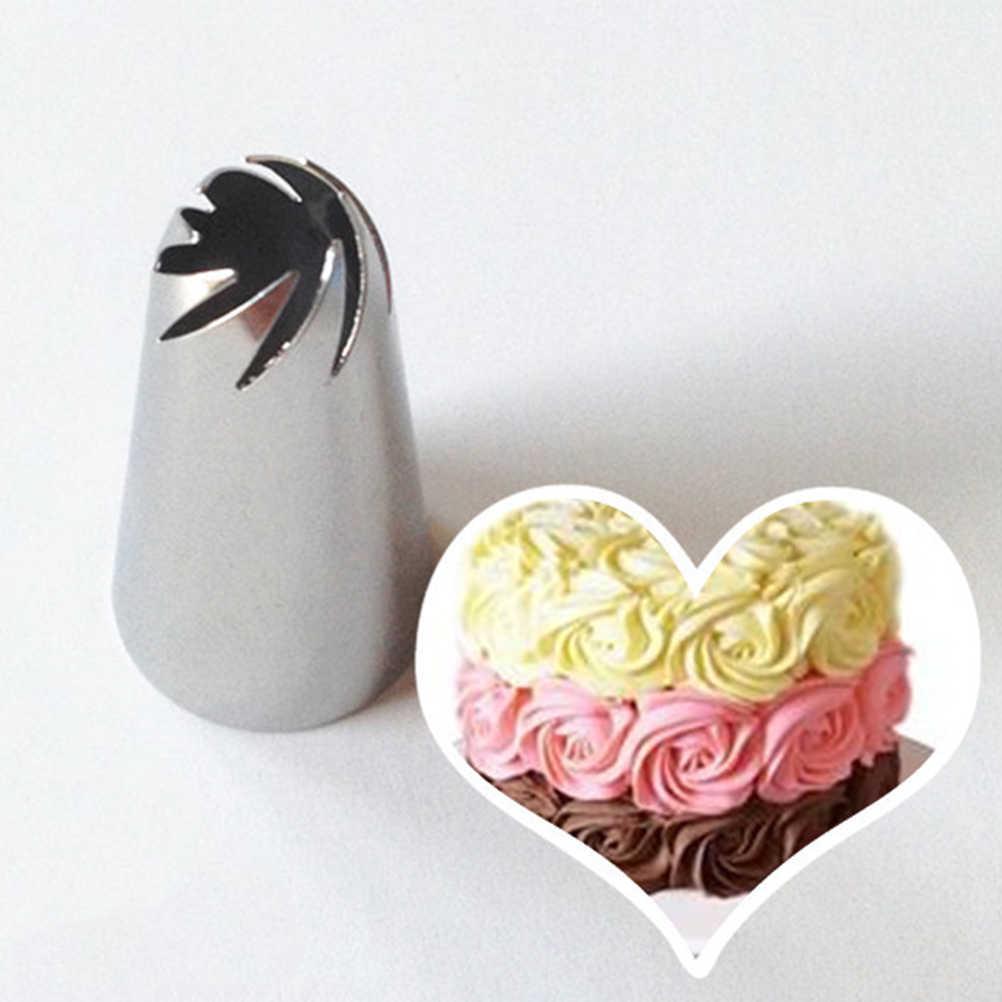 10pcs Plastic Wit Koppeling Adapter Icing Spuitzak Bloem Cake Decorating Tip Icing Piping Pastry Decoratie Tool Bakken