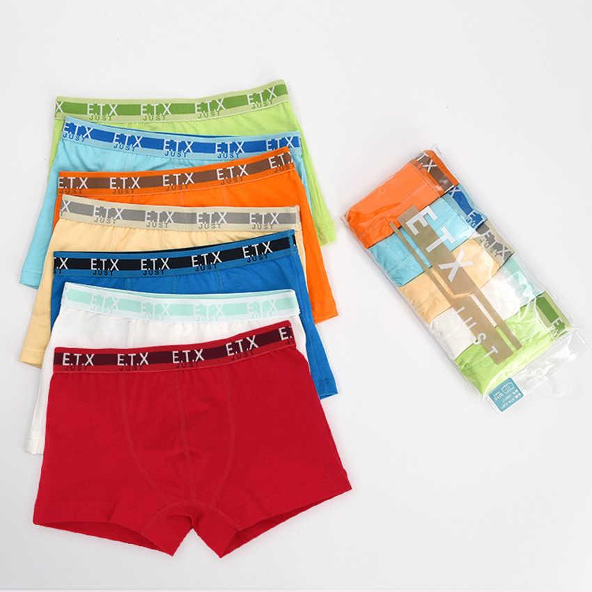 Hot sale Boys Underwear baby Children Panties Boys Cotton Boxer Shorts  Children's Panties Kids Underwear For age 12 to 16 years|Underwear| -  AliExpress