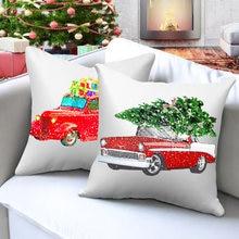 Nanacoba с автомобилем из мультфильма изображение Рождественский