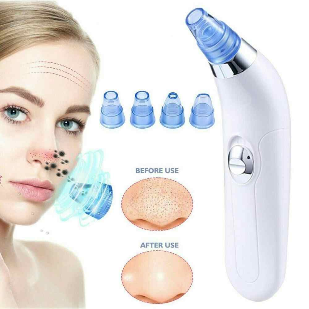 Pro Vacuum Suction Blackhead Remover Nose Facial Pore Spot Cleaner Acne Black Head Pimple Remover Beauty Face Skin Care Tool