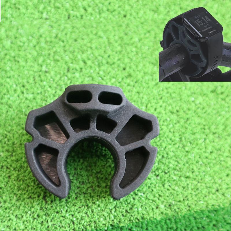 Silicone Golf Push Cart Watch Holder