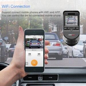 Image 3 - Junsun S590P 4K Dash Cam WiFi Voiture Dvr GPS Tracker ADAS Super HD 2880 * 2160P Vision Nocturne Dashcam 1080P Enregistreur Arrière de Caméra