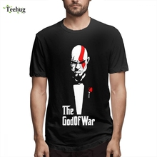 The God Of War Short Sleeve 2019 New Arrival Man Crazy Summer Birthday gift Tee Shirt For Boy Fashionable Popular