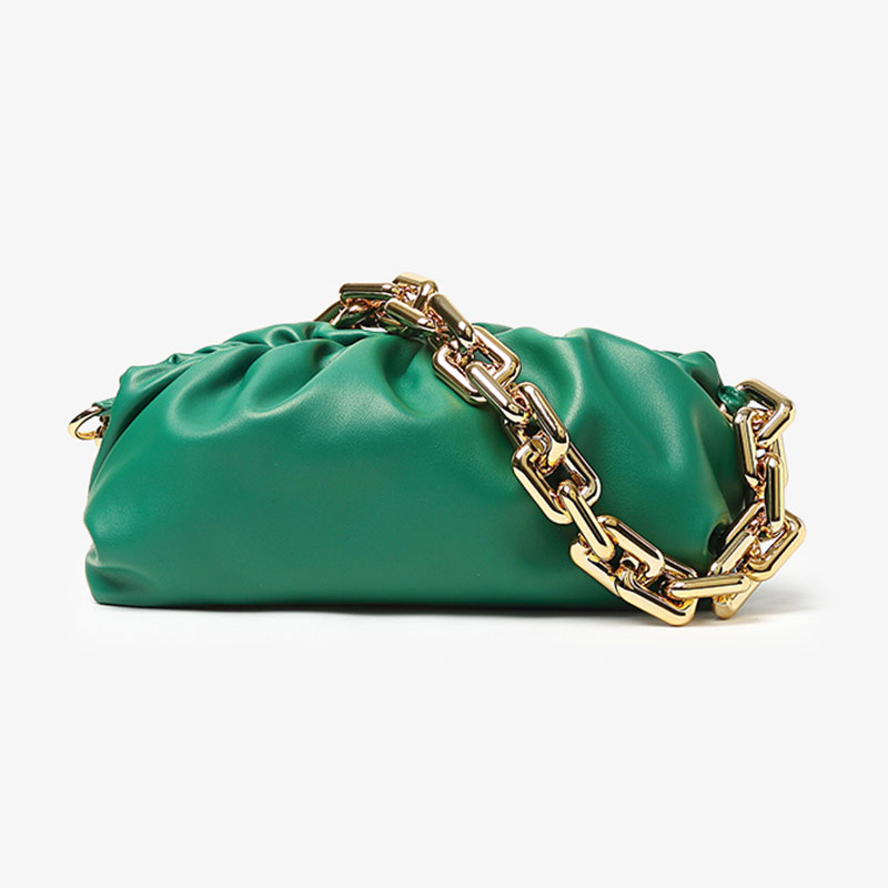 Thick chain green