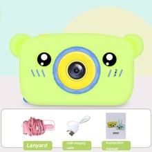 Детская мини-камера детские развивающие игрушки для детей детские подарки на день рождения Подарочная цифровая камера проекционная видеокамера с HD малыш