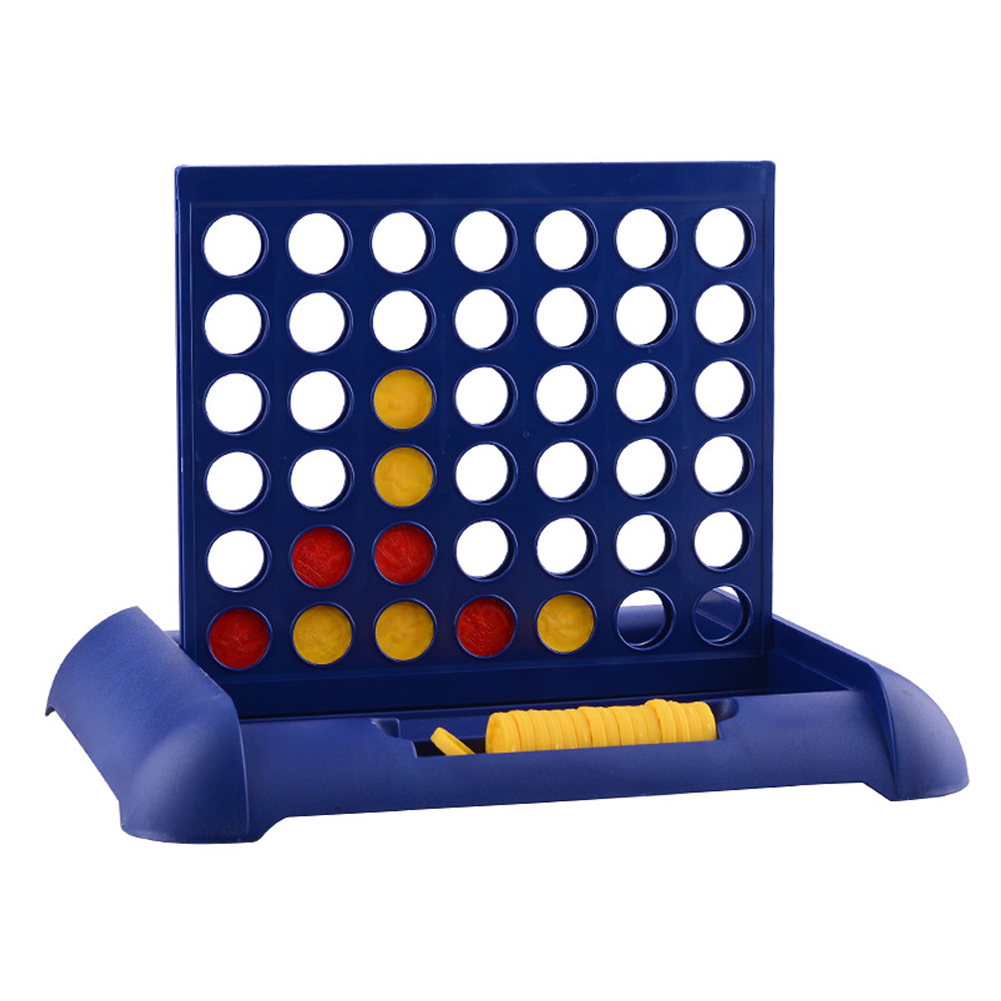 Funny Connect 4 In A Row Garden Outdoor Game Chess Kids Adult Family Pub Toy