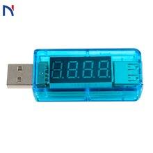цена на USB Voltmeter for Smart Electronics Mobile Phone Repair USB Power Meter Current Charge Detector Voltage Display