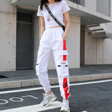 Joggers Women Autumn Winter High Waist Pants Pantalones Cargo Mujer Loose Korean Pants Harajuku White Trousers Korean Clothes Buy Cheap In An Online Store With Delivery Price Comparison Specifications Photos And