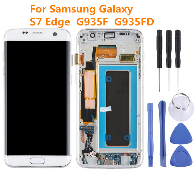 OLED For Samsung S7 G930F G930FD Display LCD screen replacement for Samsung G930V G930T G930W8 lcd display screen