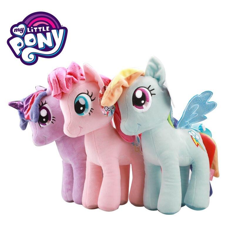 Pony Peluche Rainbow Dash Unicorn Peluche Kawaii Licorne Friendship is Magic Toys