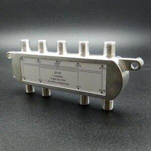 Image 1 - 8 Way Port TV Signal Satellite Sat Coaxial Diplexer Combiner Splitter Combiners Cable Switch Switcher For TV Signal Splitter
