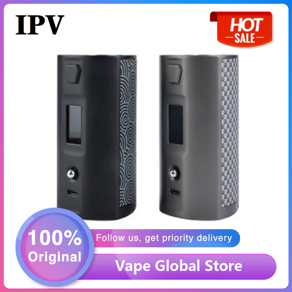 Original 200W IPV Revo TC  Box Mod With YIHI Chip Powered By Dual 18650 Battery Automatic Filling System Vs Gen / Swag 2/ DRAG 2