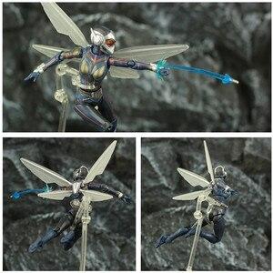 """Image 2 - Wesp 6 """"Action Figure Antman 2 Ant Man En De Wesp Lady Nadia Ko S Shf Endgame Legends Avenger speelgoed Pop"""