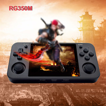Game-Console RG350M Music-Player 2500-Games Built-In Output HD Tf-Card-Slot Audio Ips-Screen