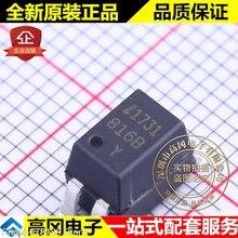 10 peças LTV-816S-TA1-B SMD-4 816 B LTV-816 LITEON