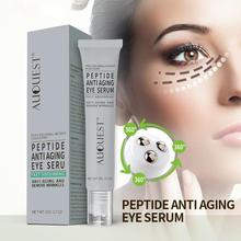 Anti Aging Serum Anti-Wrinkle Eye Care Anti-Wrinkle Anti-Age Remover Dark Circles Eye Care Against Puffiness And Bags eye cream peptide collagen serum anti wrinkle anti age remover dark circles eye care against puffiness and bags