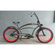 Велочоппер Micargi Royal Fatboy Green 2 speed