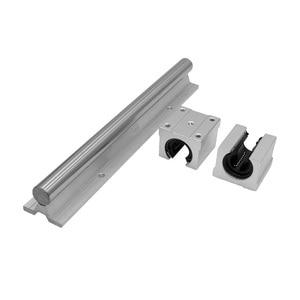 Image 3 - 16mm Linear Rail ชุด: ballscrew SFU1605 พร้อม end maching + Linear ท่องเที่ยว SBR16 พร้อมแบริ่งเชิงเส้นบล็อก SBR16UU CNC Z แกนอะไหล่