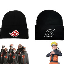 Hat Costume Baseball-Cap Naruto Hokage Akatsuki Anime Cosplay Cloud Winter Women Ninja