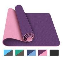 Exercise-Mat Fitness Yoga Balance-Board Workout-Mat Carrying-Bag Gymnastics Non-Slip