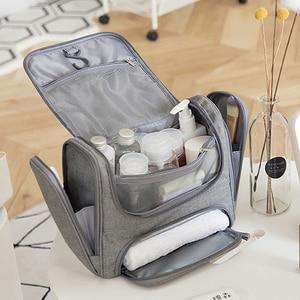 Waterproof Men Cosmetic Bag Travel Organ