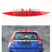 купить MIZIAUTO Rear Brake Light For Honda Fit/Jazz 2014 High Position Mount Additional Stop Lamp Car-styling 3rd Third Brake Light по цене 1796.97 рублей