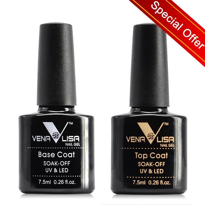 Venalisa 7.5ml Gel Nail Polish Canni Nail Supply Wholesale Soak Off UV LED Gel Lacquer Nail Art Glitter Polish Long Lasting Gel 6