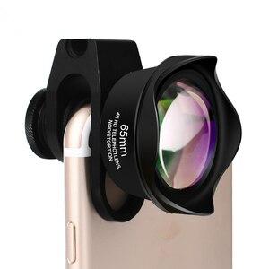 Image 5 - Orsda 4K HD 2.5X Telephoto เลนส์ 65 มม.ไม่มีการบิดเบือนกล้อง Lentes สำหรับ iPhone Android สมาร์ทโฟน