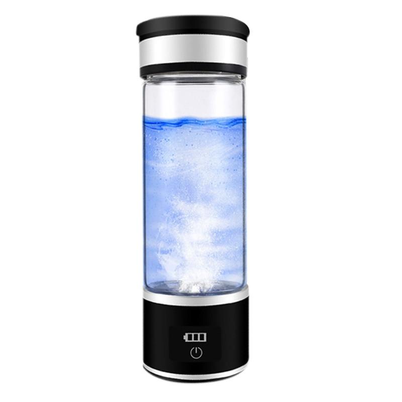 Cup Bottle Hydrogen-Rich Water-Maker Rechargeable Ionization-Generator Alkaline
