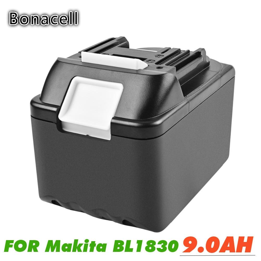 Makita BL1850 18V 6Ah Lithium-Ion Battery For BL1840 BL1860 BL1830 LXT 194204-5