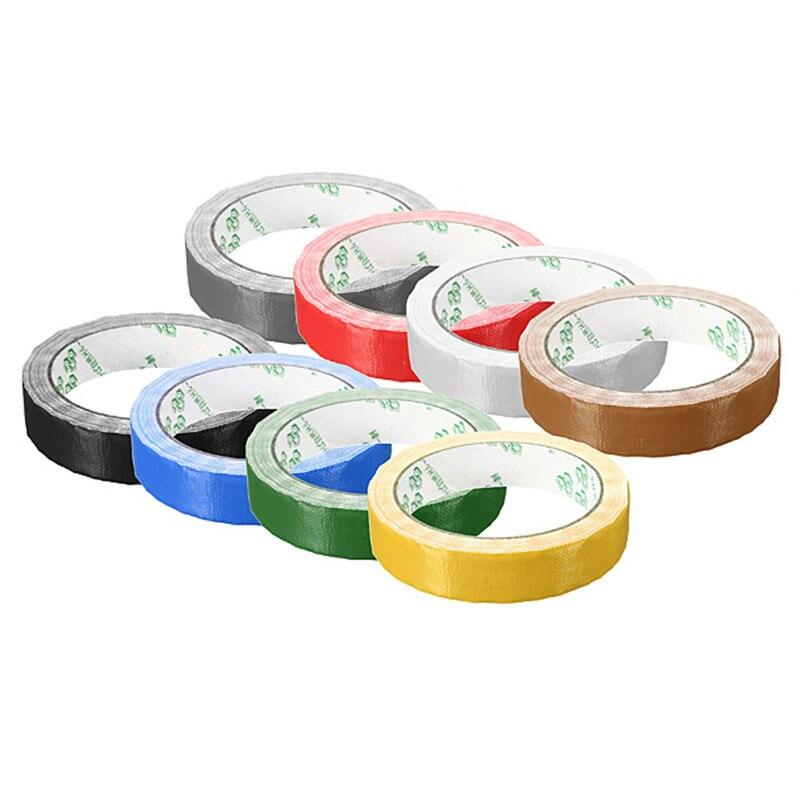 10m x 20mm Wasserdicht Rolle Befestigungs Dichtung Klebeband Selbst Klebe Craft Reparatur Vinyl Tuch Verstärkte Band|Band|   - AliExpress