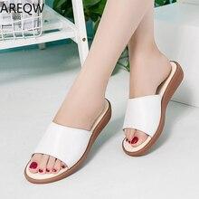 Летняя обувь; женские уличные сандалии с перекрестными ремешками; удобные сандалии на мягкой подошве на среднем каблуке; Sandalias; обувь