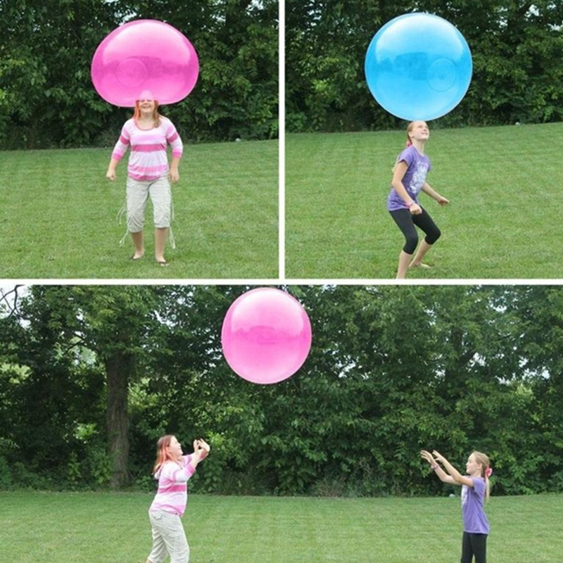 Air/Water Inflatable Jelly Balloon Ball Outdoor Toy 5