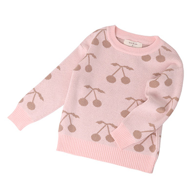1 -6Yrs Baby Girls Sweater Autumn Winter Baby Boy Sweater Boys Girls Stripe Children Clothes Children Clothing 19